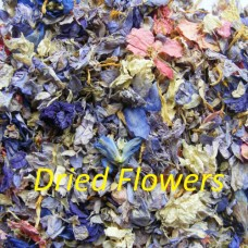 Dried Mix petals - 1 Litre